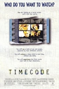 Caratula, cartel, poster o portada de Time Code