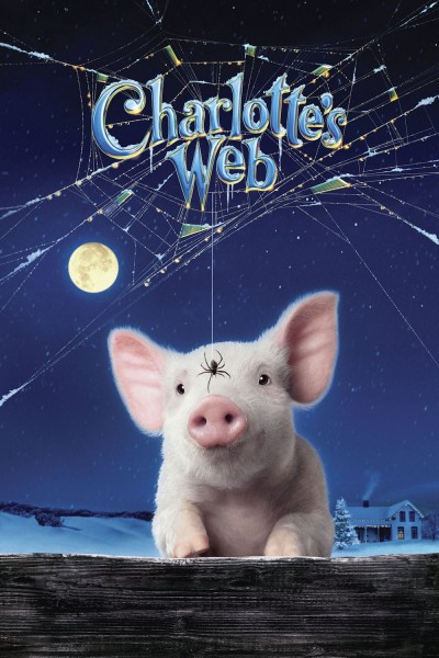 Caratula, cartel, poster o portada de La telaraña de Carlota (Charlotte\'s Web)