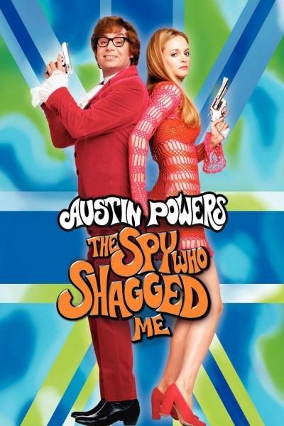 Caratula, cartel, poster o portada de Austin Powers 2: La espía que me achuchó