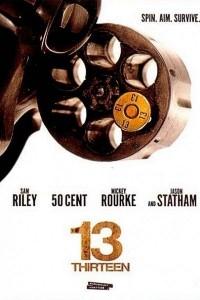 Caratula, cartel, poster o portada de 13 (Ruleta rusa)