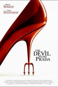 Caratula, cartel, poster o portada de El diablo viste de Prada