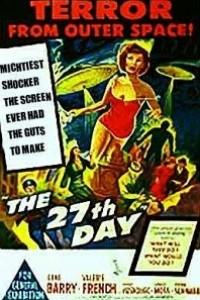 Caratula, cartel, poster o portada de El Día 27