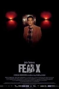 Caratula, cartel, poster o portada de Fear X