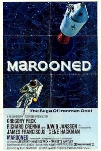 Caratula, cartel, poster o portada de Atrapados en el espacio