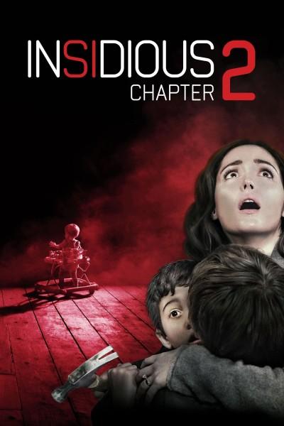 Caratula, cartel, poster o portada de Insidious: Capítulo 2