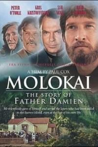 Caratula, cartel, poster o portada de Molokai: La historia del Padre Damián