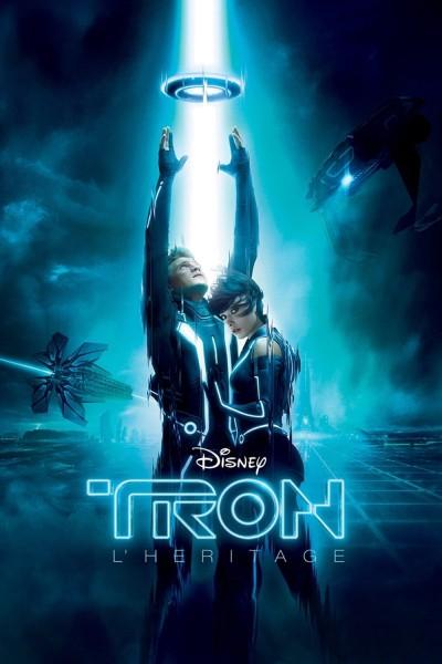 Caratula, cartel, poster o portada de TRON: Legacy