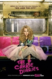 Caratula, cartel, poster o portada de The Carrie Diaries