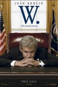 Caratula, cartel, poster o portada de W.