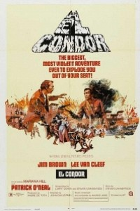 Caratula, cartel, poster o portada de El Cóndor
