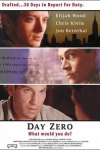Caratula, cartel, poster o portada de Day Zero