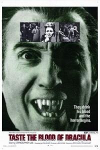 Caratula, cartel, poster o portada de El poder de la sangre de Drácula