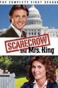 Caratula, cartel, poster o portada de El Espantapájaros y la señora King