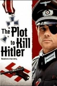 Caratula, cartel, poster o portada de Complot para matar a Hitler