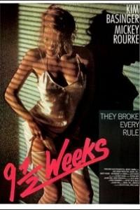 Caratula, cartel, poster o portada de 9 semanas y media