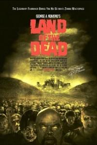 Caratula, cartel, poster o portada de La tierra de los muertos vivientes