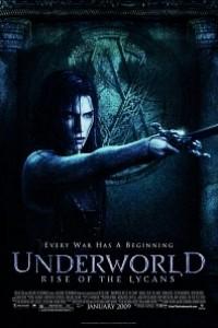 Caratula, cartel, poster o portada de Underworld: La rebelión de los licántropos