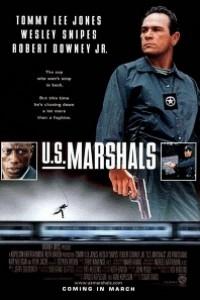 Caratula, cartel, poster o portada de U.S. Marshals