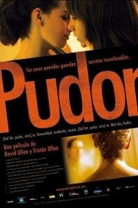 Caratula, cartel, poster o portada de Pudor