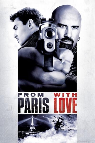 Caratula, cartel, poster o portada de Desde París con amor