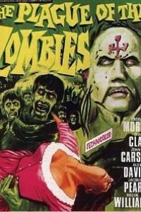 Caratula, cartel, poster o portada de La maldición de los zombies