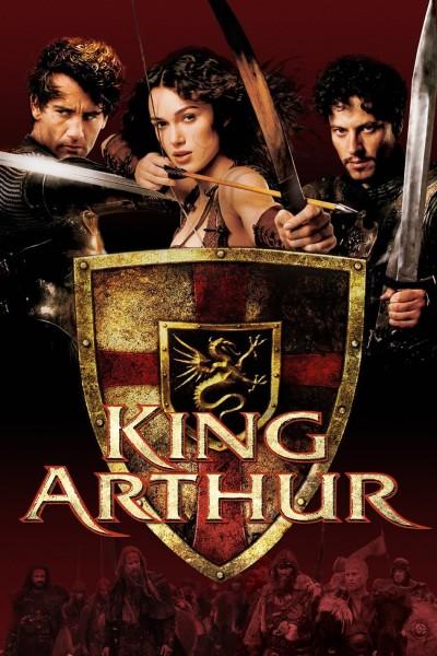 Caratula, cartel, poster o portada de El rey Arturo