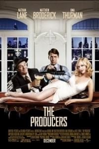 Caratula, cartel, poster o portada de Los productores