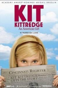 Caratula, cartel, poster o portada de Kit Kittredge: Sueños de periodista