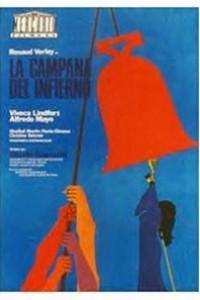 Caratula, cartel, poster o portada de La campana del infierno