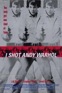 Caratula, cartel, poster o portada de Yo disparé a Andy Warhol