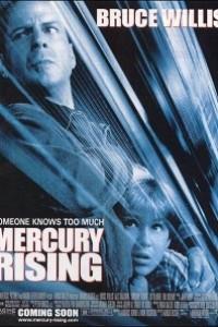 Caratula, cartel, poster o portada de Mercury Rising (Al rojo vivo)
