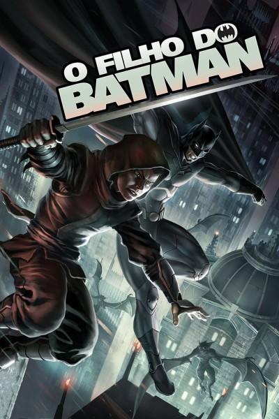 Caratula, cartel, poster o portada de El hijo de Batman