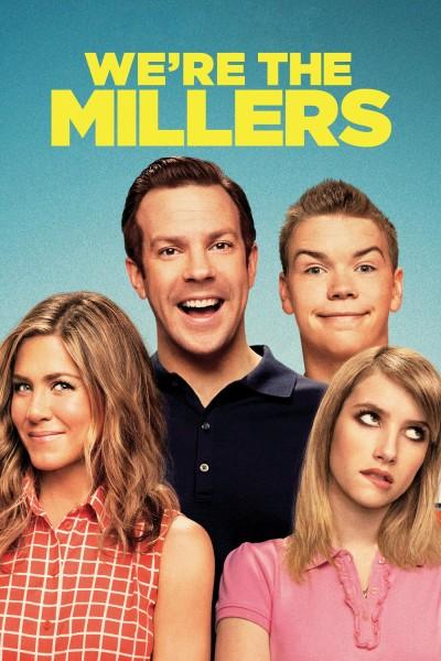 Caratula, cartel, poster o portada de Somos los Miller