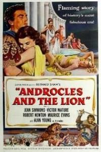 Caratula, cartel, poster o portada de Androcles y el león