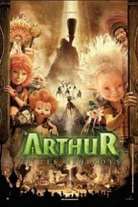 Caratula, cartel, poster o portada de Arthur y los Minimoys