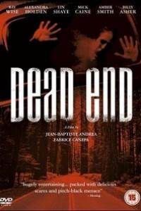 Caratula, cartel, poster o portada de Dead End (Atajo al infierno)