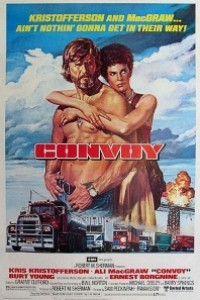 Caratula, cartel, poster o portada de Convoy