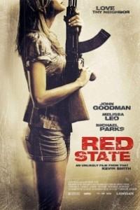 Caratula, cartel, poster o portada de Red State