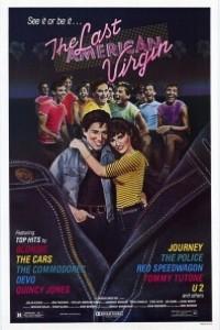 Caratula, cartel, poster o portada de El último americano virgen
