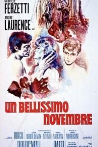 Caratula, cartel, poster o portada de Bellísimo noviembre