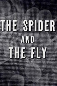 Caratula, cartel, poster o portada de The Spider and the Fly