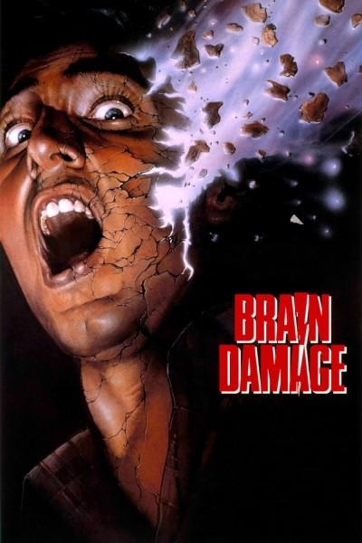 Caratula, cartel, poster o portada de Brain Damage