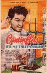Caratula, cartel, poster o portada de El Supersabio
