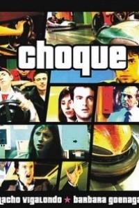 Caratula, cartel, poster o portada de Choque