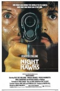 Caratula, cartel, poster o portada de Halcones de la noche
