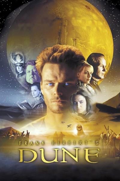 Caratula, cartel, poster o portada de Dune, la leyenda