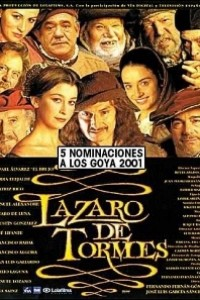 Caratula, cartel, poster o portada de Lázaro de Tormes
