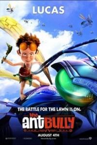 Caratula, cartel, poster o portada de Ant Bully, bienvenido al hormiguero