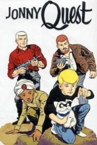 Caratula, cartel, poster o portada de Jonny Quest
