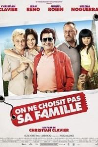 Caratula, cartel, poster o portada de La familia no se escoge